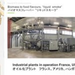 熱分解オイル化 biogreen リキッドスモーク 食物香油 熱分解装置 2018.6.29