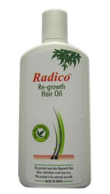 Hair Regrowth oil to stop hair loss - 100ml