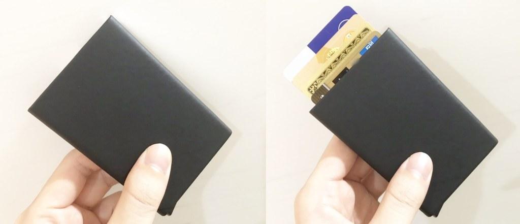 ミニマリストにおすすめのカードケース