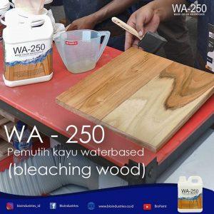 pemutih kayu ramah lingkungan