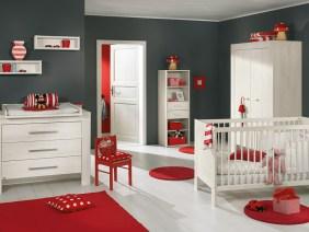 finishing baby furniture warna solid