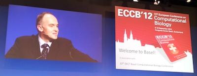Présentation ECCB 2012