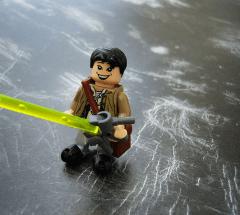 Jedi Padawan | BrickArt!san