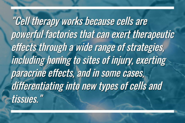 Regenerative Stem Cell Therapy | Reasons Cell Therapy is the Future of Human Health