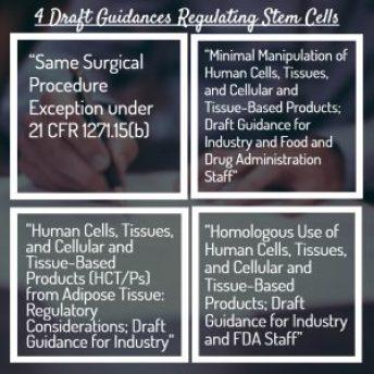 FDA Regulation Stem Cells