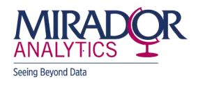 Mirador Analytics