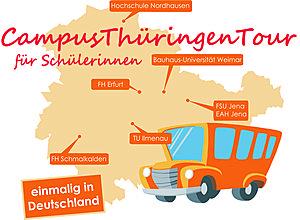 Campus Thüringen Tour