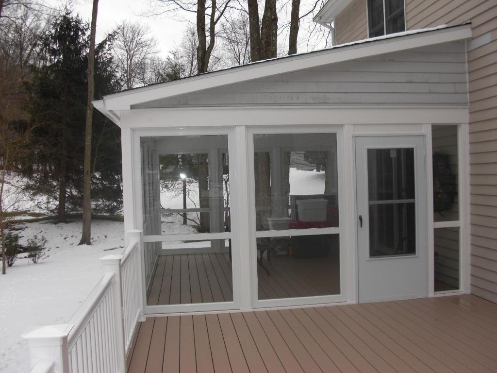 Enclosing An Existing Deck | Tyres2c on Enclosed Back Deck Ideas id=57491