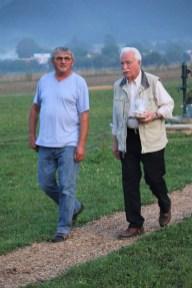 George a Ladislav ako stari priatelia