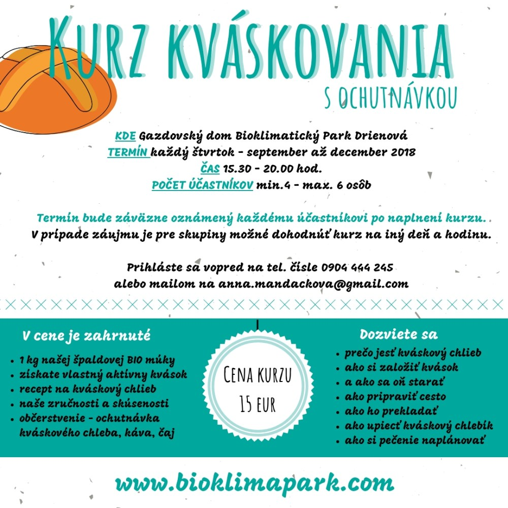 KURZ Kvaskovania