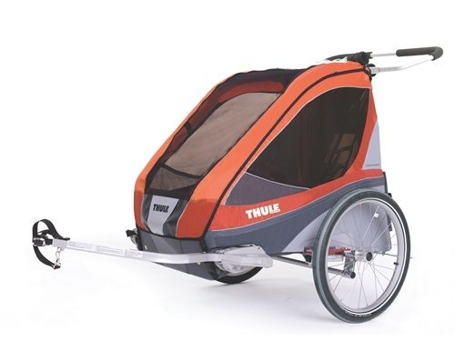 Thule_Chariot_Corsaire2_Orange_Cycling 10100233_4