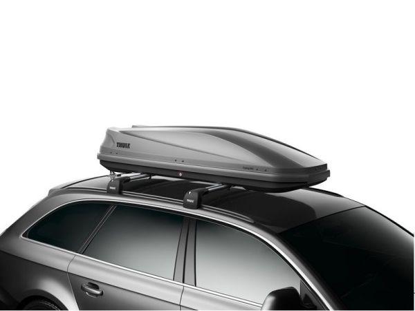 Thule Touring Sport (600) titan aeroskin krovna kutija