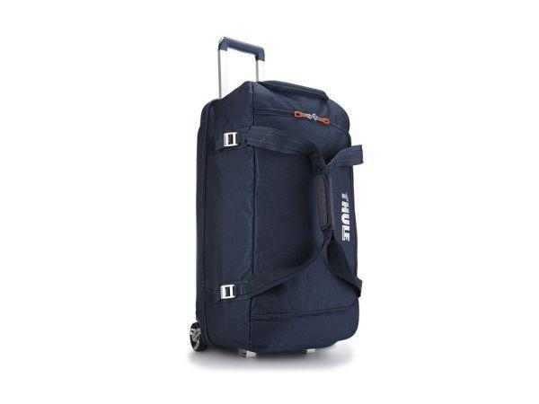 Putna sportska torba s kotačićima Thule Crossover zapremine 87L plava