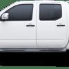 Carryboy tvrdi pokrov/hardtop/canopy neobojani bijeli za pickup Nissan Navara D40 king cab 2005-2015 s bočnim prozorima