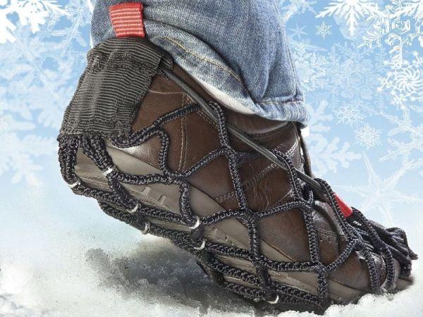 Lanci za snijeg za obuću EzyShoes Walk (veličine S, M, L, XL)