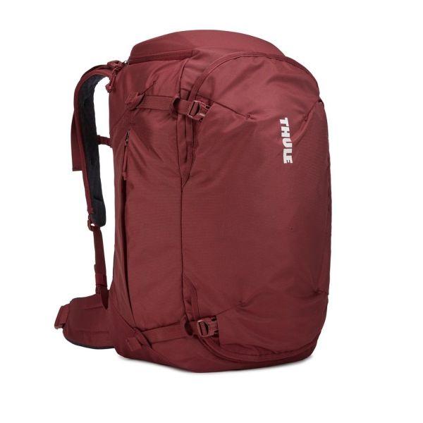 Putni ruksak ženski Thule Landmark 40L crveni