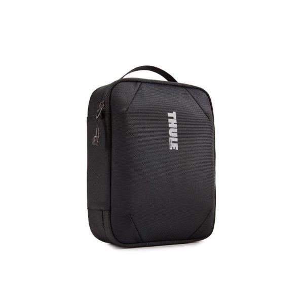 Thule Subterra PowerShuttle Plus putna torbica za elektroniku crna