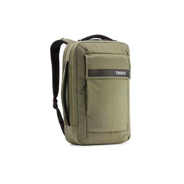 Thule Paramount Convertible Backpack zapremine 16L zeleni