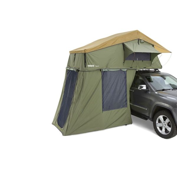 Thule Tepui Autana 3 krovni šator zeleni za tri osobe s dodatnim predprostorom