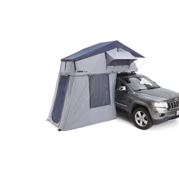 Thule Tepui Autana 3 krovni šator sivi za tri osobe s dodatnim predprostorom