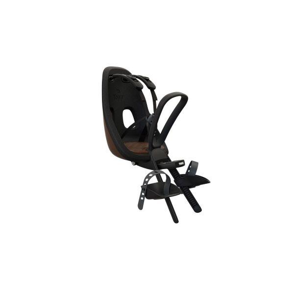 Dječja sjedalica prednja za upravljač Thule Yepp Nexxt Mini smeđa