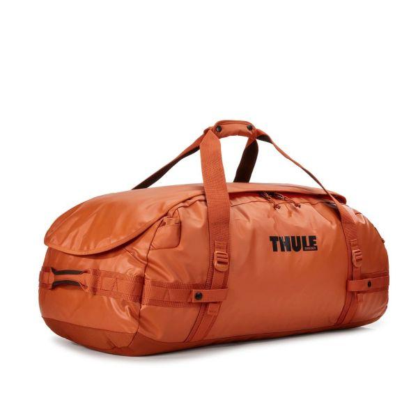 Sportska/putna torba i ruksak 2u1 Thule Chasm L 90L narančasti