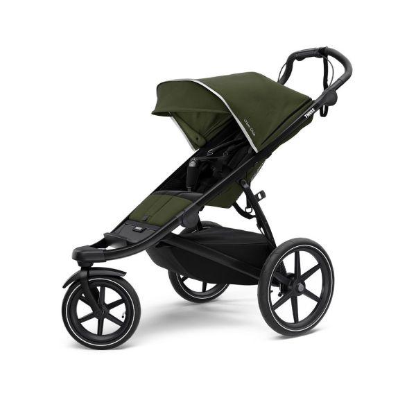 Thule Urban Glide 2 zelena dječja kolica za jedno dijete