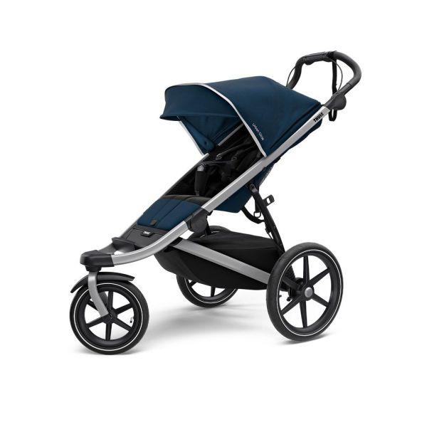 Thule Urban Glide 2 plava dječja kolica za jedno dijete