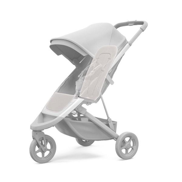 Thule Seat Summer Liner podloga za dječja kolica siva za Thule Spring/Sleek/Urban Glide i Glide 2