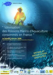 valorisation des poissons marins d'aquaculture