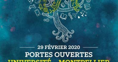 Journées portes ouvertes Université de Montpellier