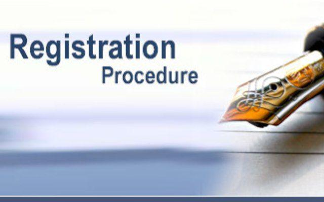 Upustvo za registraciju