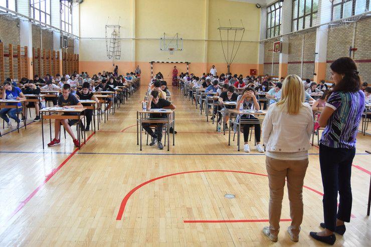 Мала матура 2018- Решење комбинованог теста