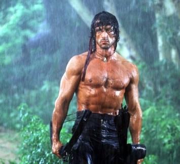Rambo: o herói ianque.