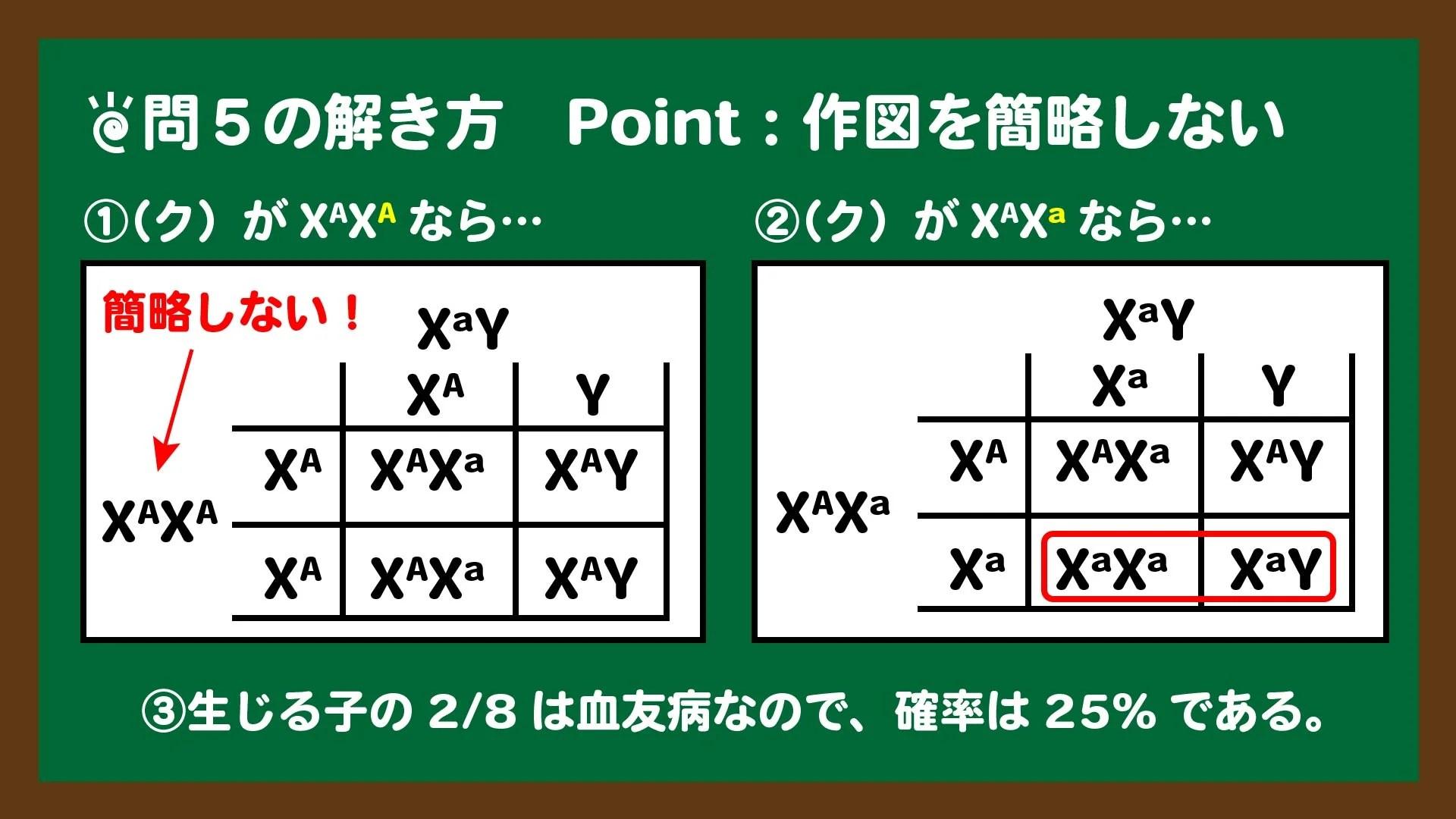 スライド7:問5の解き方