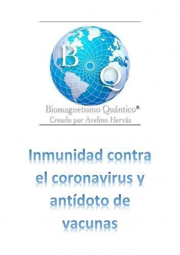 Antídoto para vacunas e inmunidad