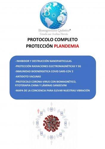 Protocolo Completo Protección Plandemia