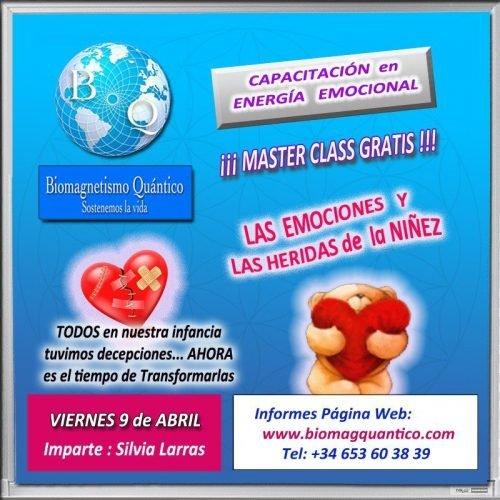 Master class Energía Emocional