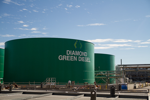 Diamond Green Diesel Plans Major Expansion Project
