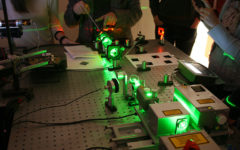 Laboratory practical work on the course «Laser methods in biomedicine»