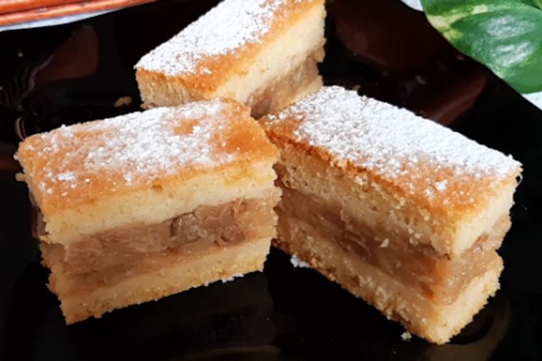 Lenja pita od jabuka: Najbolji kolač svih vremena!