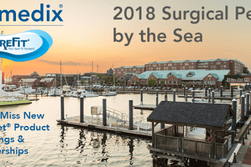 Don't miss new PADnet product offerings and partnerships at the 2018 Surgical Pearls by the Sea Conference