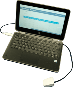 PADnet Xpress with Windows Laptop
