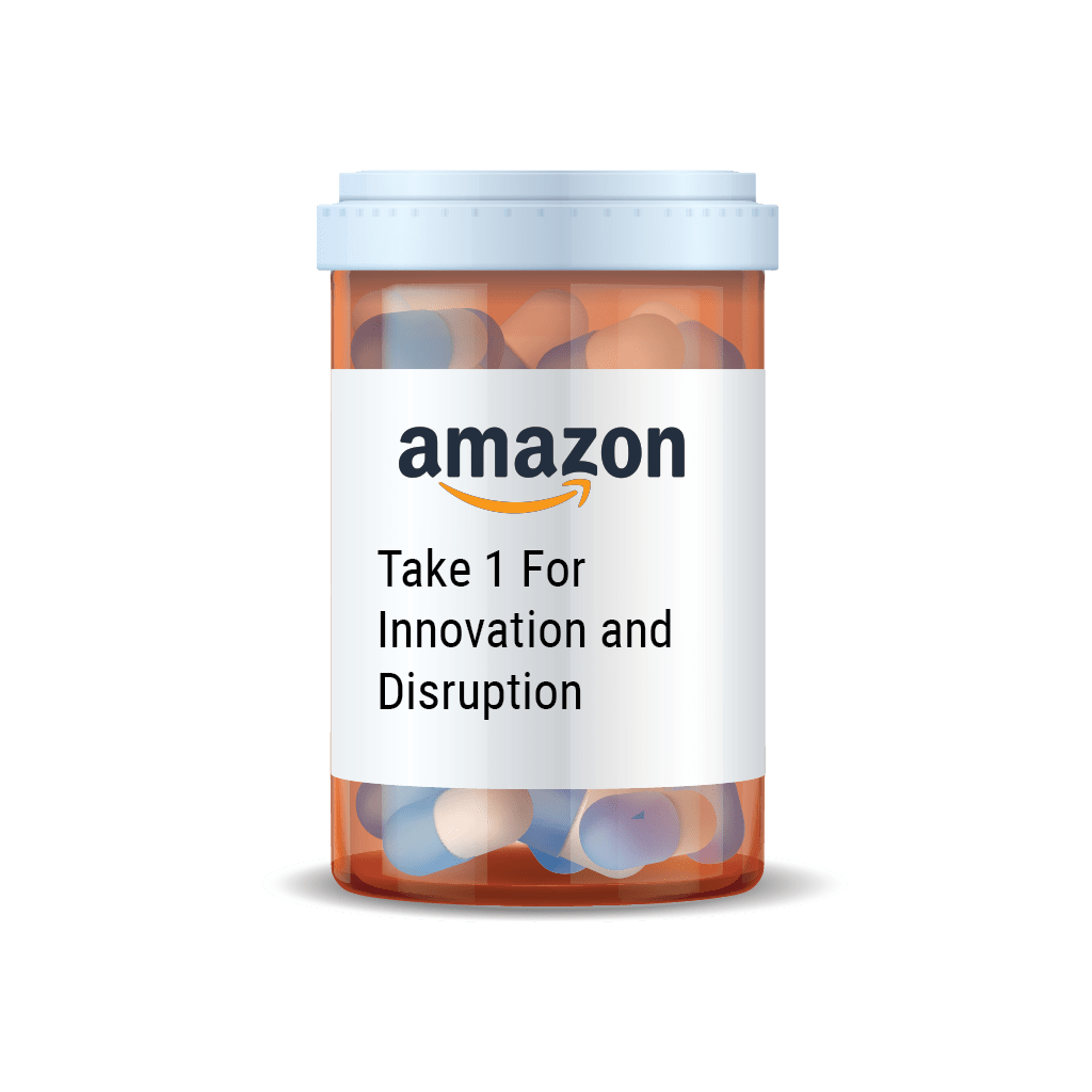 amazonification pill bottle