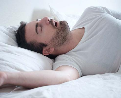 chin straps to reduce snoring