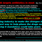 Antibiotics In Meats