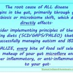 Extend Gut Healing Diets To All Diseases