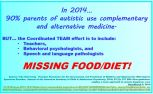 2014 Still Missing food link and autism in treatment