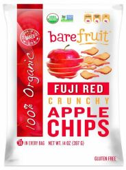 Bare Fruit Fuji $3.00 a bag but enzymes likely baked out