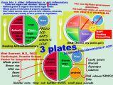 3 Plates